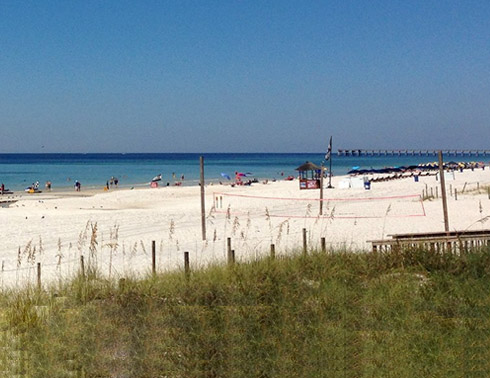 Seahaven Beach Webcam in Panama City Beach