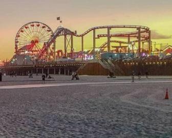 Santa Monica Pacific Park Webcam