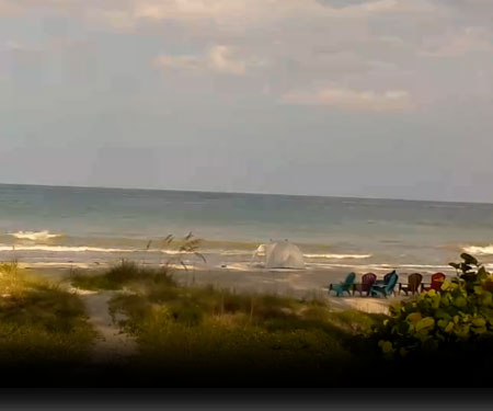 Indian Shores Live Beach Cam