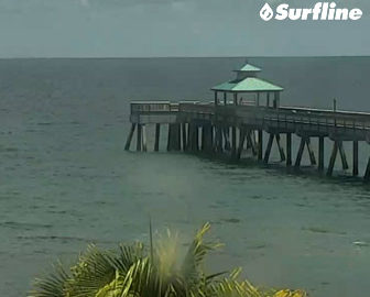 Deerfield Beach Surf Cam by Surfline
