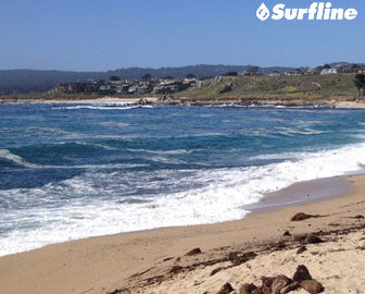 Monterey State Beach Surf Cam by Surfline