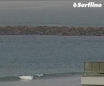 Seal Beach Surf Cam by Surfline