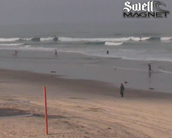 Del Mar Surf Cam by SwellMagnet