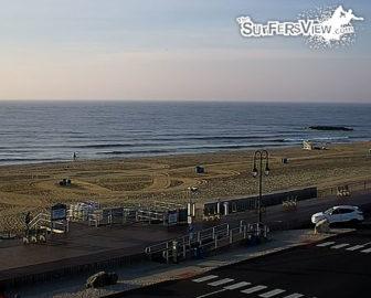 Belmar Beach Live Cam from TheSurfersView