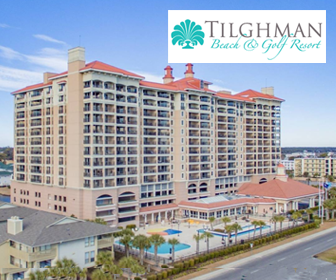 Tilghman Beach & Golf Resort Webcam, Myrtle Beach SC