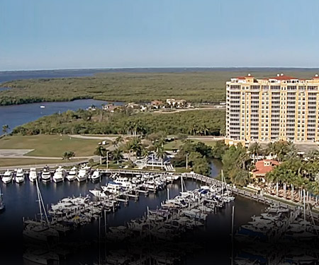 The Westin Cape Coral Resort Live Cam, Cape Coral FL