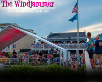 Deck Cam Windjammer Isle of Palms, SC