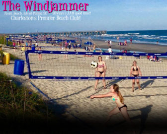 Volleyball Cam The Windjammer Isle of Palms, SC