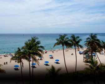 Wyndham Deerfield Beach Resort Webcam