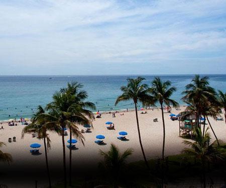 Wyndham Deerfield Beach Resort Webcam