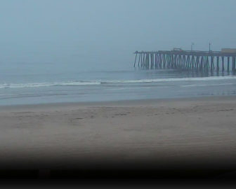 Pismo Beach Surf Cam