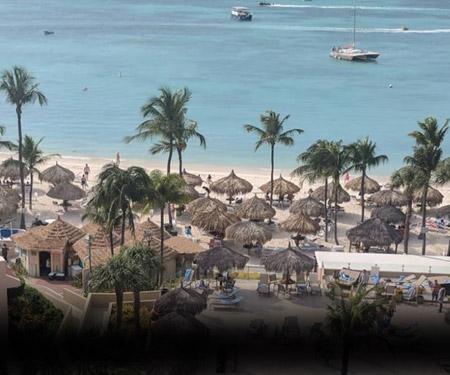 Playa Linda Aruba Live Webcam Resort Beach Vacation, Visit Caribbean Islands