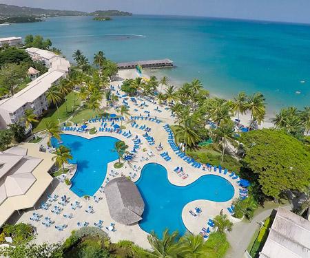 St. James's Club Morgan Bay Webcam in Saint Lucia