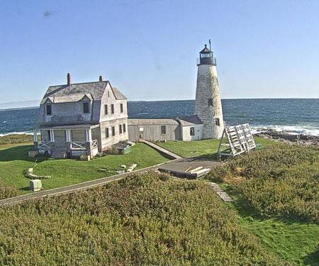 Wood Island Lighthouse Live Cam