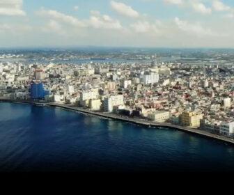 Havana, Cuba Aerial Flyover Tour