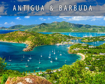Antigua & Barbuda Live Webcams, Caribbean Islands, Resort Beach Vacation