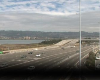 Bay Bridge Traffic Cam