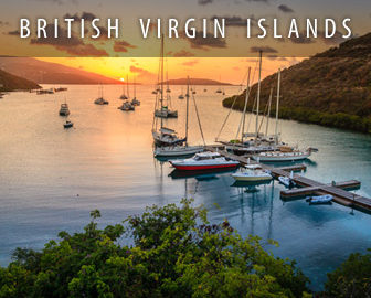 British Virgin Islands Live Webcams, Caribbean Islands, Resort Beach Vacation