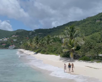 BVI Video, Caribbean Islands, Resort Beach Vacation