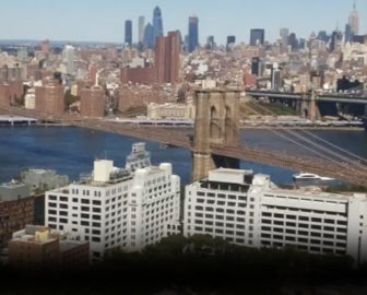 Brooklyn Bridge & Manhattan Webcam in NYC