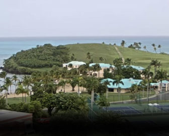 Live cam The Buccaneer Beach and Golf Resort in St. Croix U.S. Virgin Islands