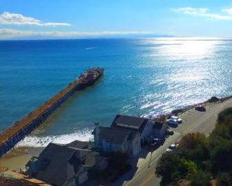 Aerial Video Tour of Capitola, CA