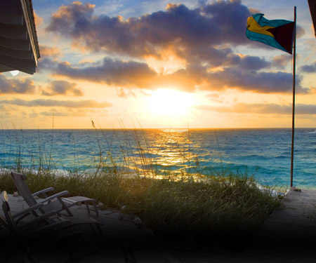 Calypso Beach Cam in the Bahamas, , Caribbean Islands, Resort Beach Vacation