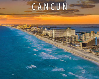 Cancun Live Webcams, Caribbean Islands, Resort Beach Vacation