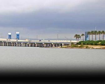 Galveston Causeway Webcam Traffic I-45