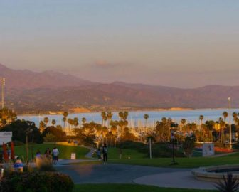 Santa Barbara City College Webcam
