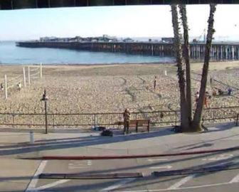 Santa Cruz Beach Cam
