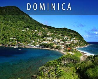 Dominica Live Webcams, Caribbean Islands, Resort Beach Vacation