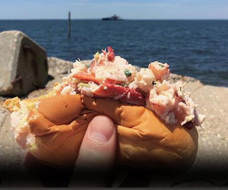 Duryea's Lobster Deck Cam Montauk NY