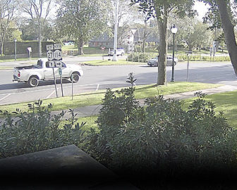 East Hampton Library Webcam