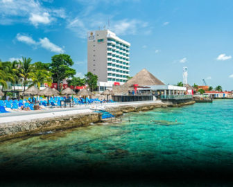 El Cid Resorts Live Cam in Cozumel Mexico