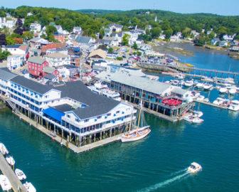 Fisherman's Wharf Inn, Boothbay Harbor, Maine