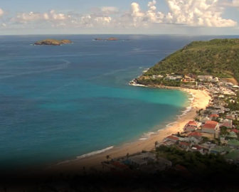 Live Webcam from Flamand Beach in Saint Barthelemy Resort Beach Vacation, Visit Caribbean Islands