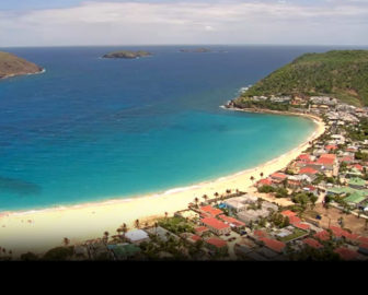 Flamand Beach, St. Barts Live Cam Caribbean Islands