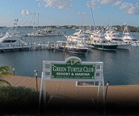 Green Turtle Club Resort & Marina Webcam, Bahamas, Caribbean Islands