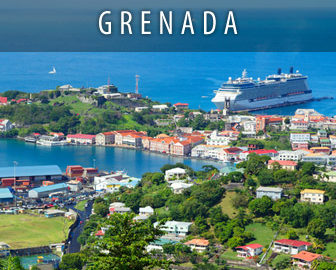 Grenada Live Webcams, Caribbean Islands, Resort Beach Vacation