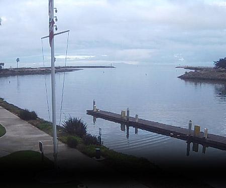Ventura Harbor Webcam