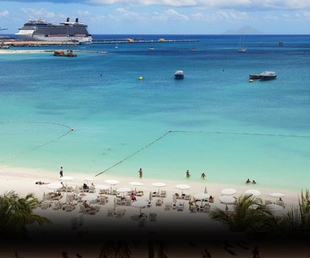 The Holland House Live Webcam - Saint Martin Beach Vacation, Visit Caribbean Islands