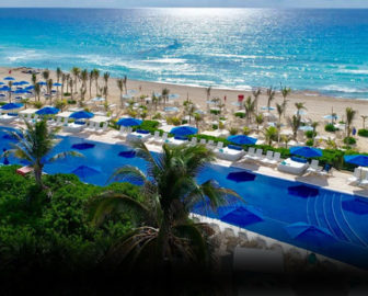 Live Aqua Beach Resort Cancun Webcam, Caribbean Islands, Resort Beach Vacation