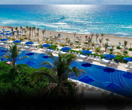 Live Aqua Beach Resort Cancun Webcam, Caribbean Islands, Resort Beach Vacation