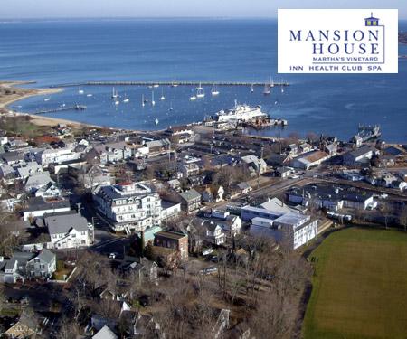 Mansion House Live Cam Martha's Vineyard, Cape Cod