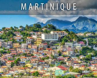 Martinique Webcams, Caribbean Islands, Resort Beach Vacation