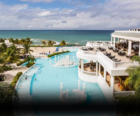 Pool Cam - Grand Palladium Jamaica Resort & Spa Resort Beach Vacation, Visit Caribbean Islands