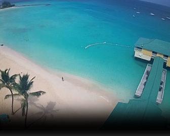 Pebbles Beach Live Cam in Barbados, Caribbean Islands, Resort Beach Vacation