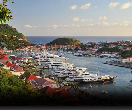 Live Cam from Port de Gustavia in St Barts, Beach Vacation, Visit Caribbean Islands