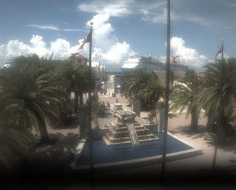 Puerta Maya Cruise Center Cam, Caribbean Islands, Resort Beach Vacation